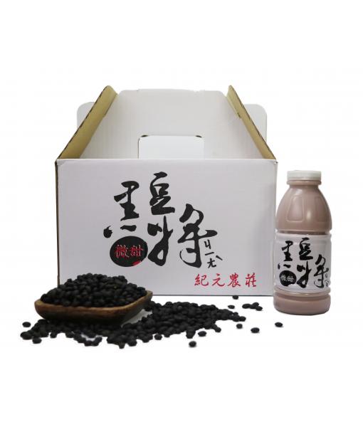 黑豆漿 微甜 (12罐/箱)